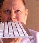 My image with keyboard platter.